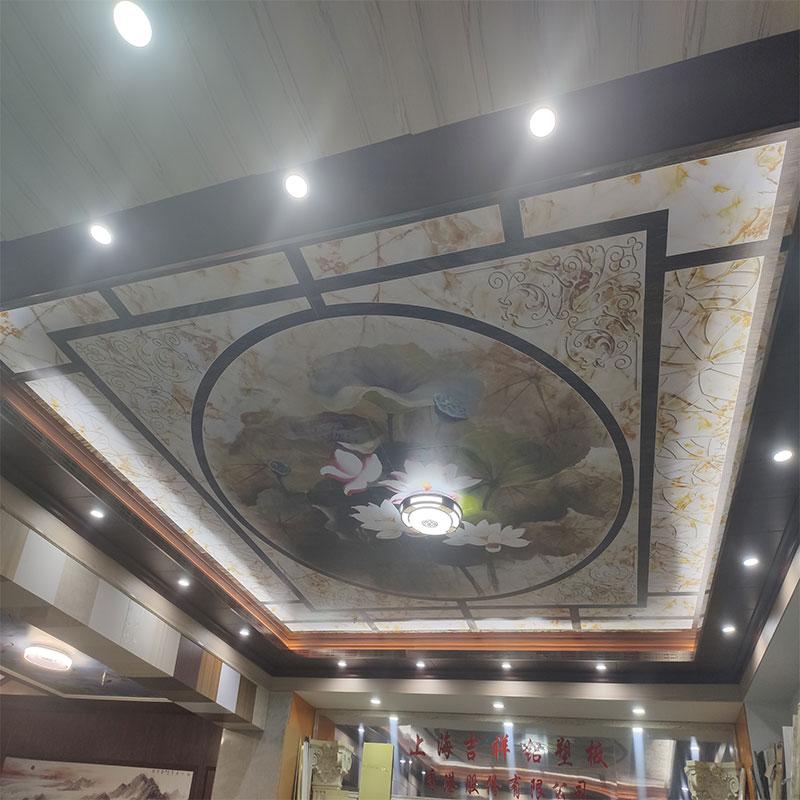 海南石膏板吊顶实拍